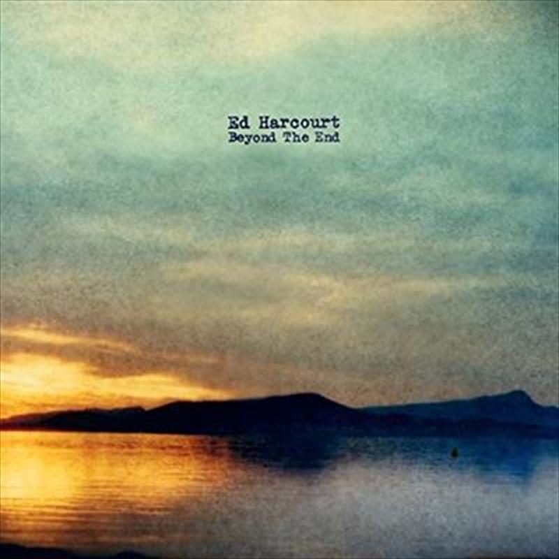 Beyond The End   CD
