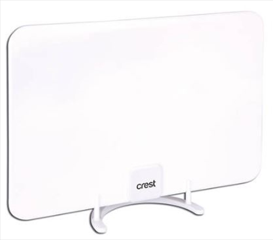 Crest Indoor Antenna Concealable - White | Accessories