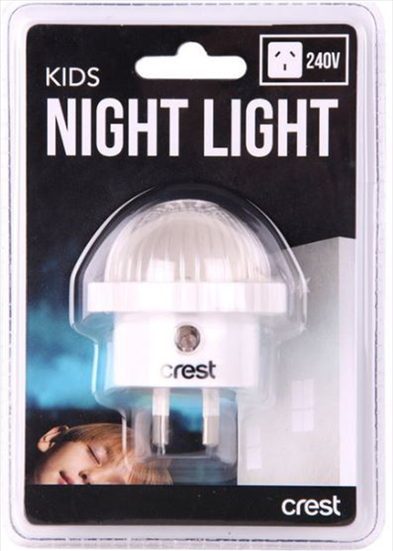 Crest Kids Rotating Night Light | Accessories