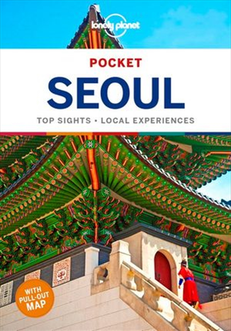 Lonely Planet Pocket Travel Guide - Seoul 2nd Edition | Paperback Book