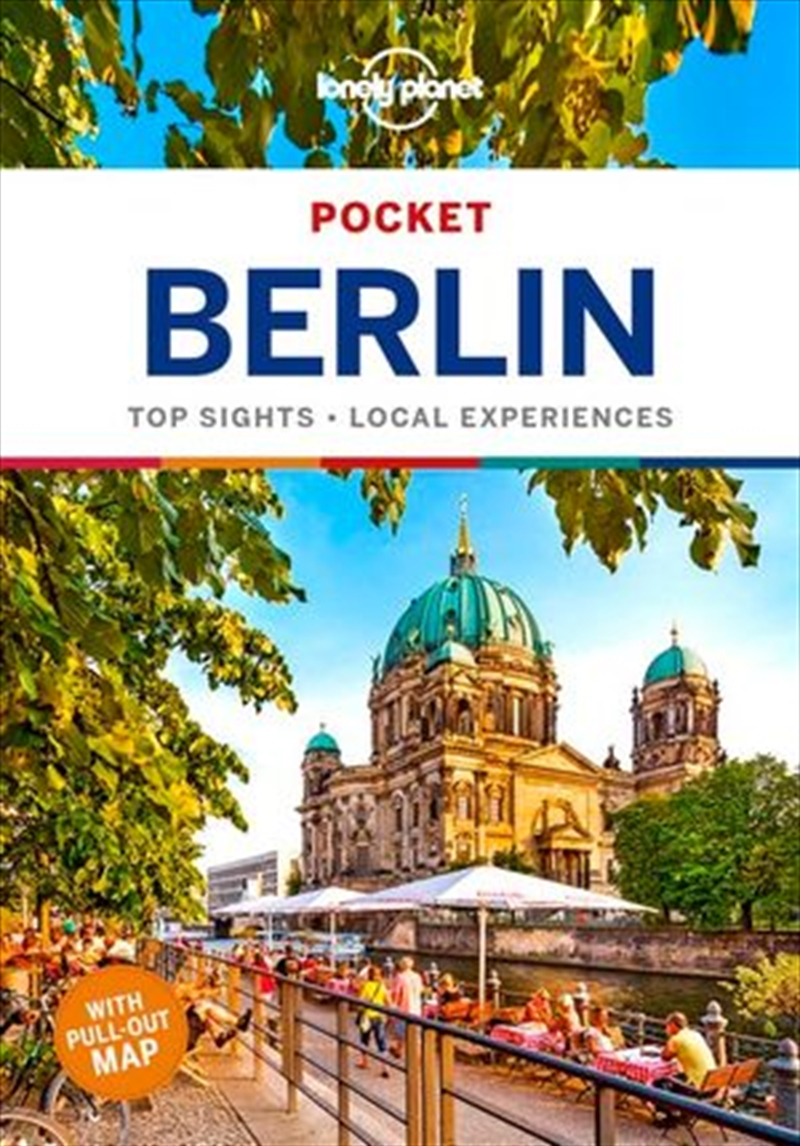 Lonely Planet Pocket Travel Guide - Berlin 6th Edition | Paperback Book