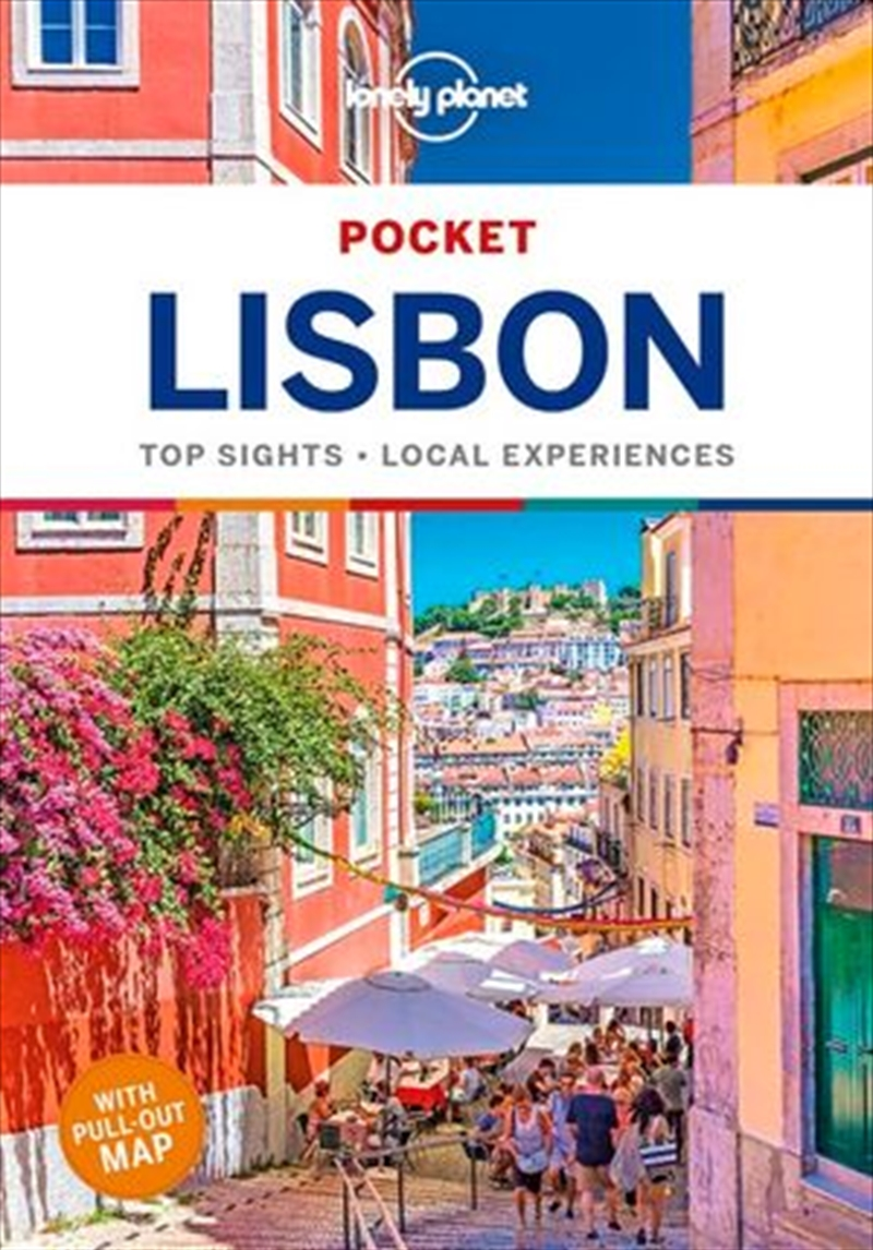 Lonely Planet Pocket Travel Guide - Lisbon 4th Edition   Paperback Book