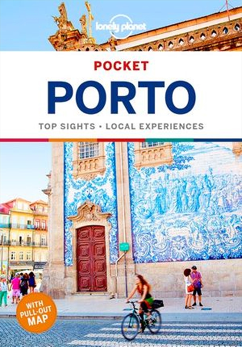 Lonely Planet Pocket Travel Guide Porto - 2nd Edition | Paperback Book