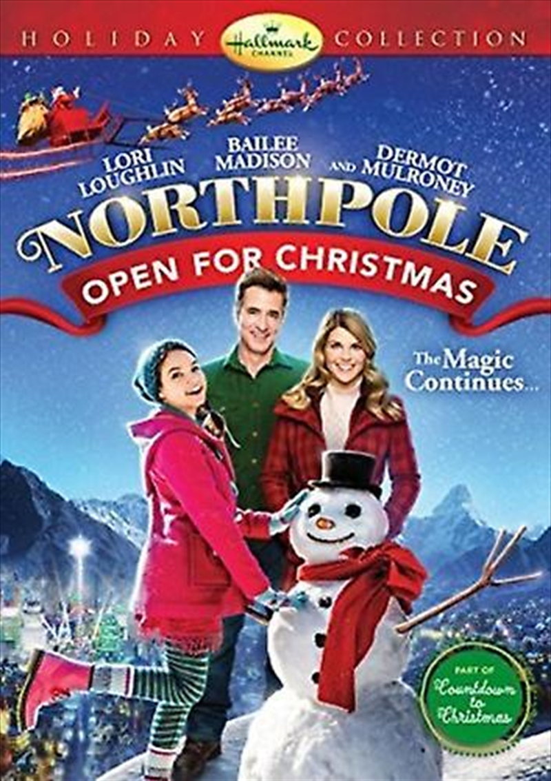 Northpole Open For Christmas | DVD