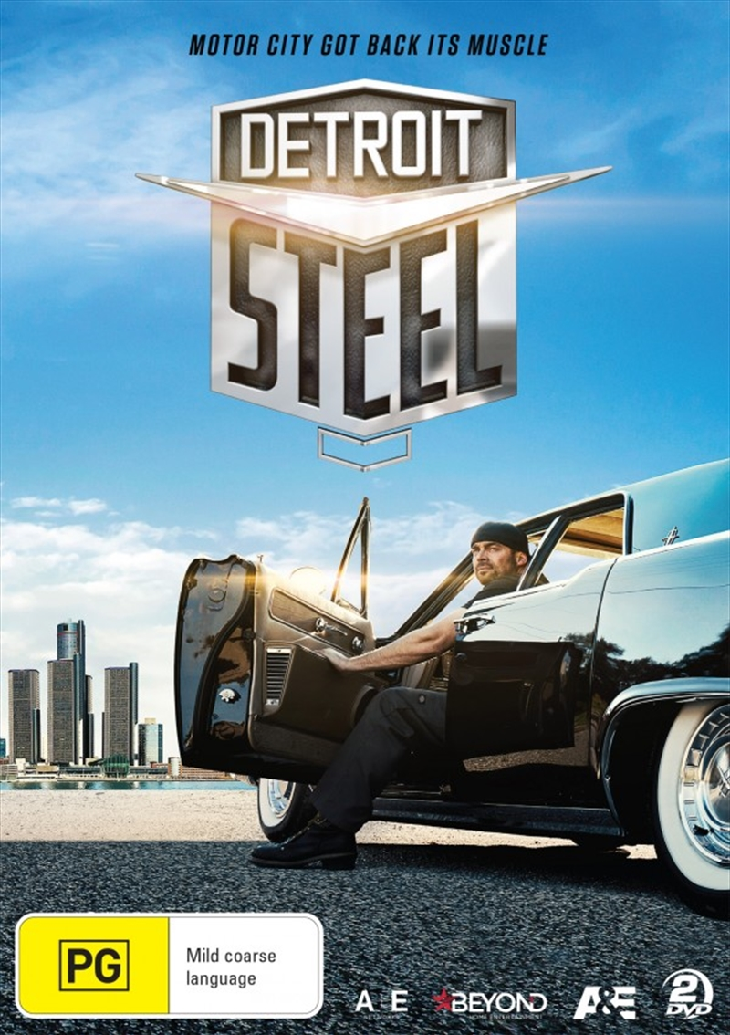 Detroit Steel | DVD