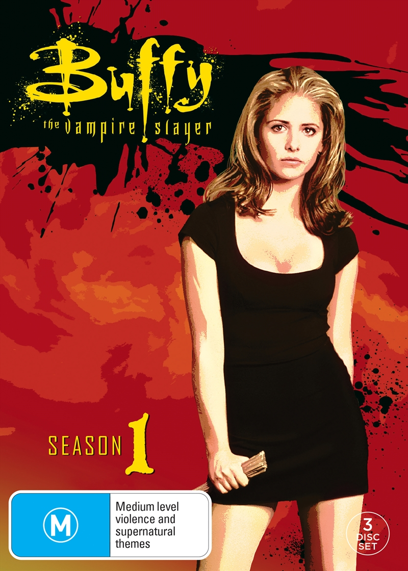 Buffy The Vampire Slayer - Season 1 | Boxset | DVD