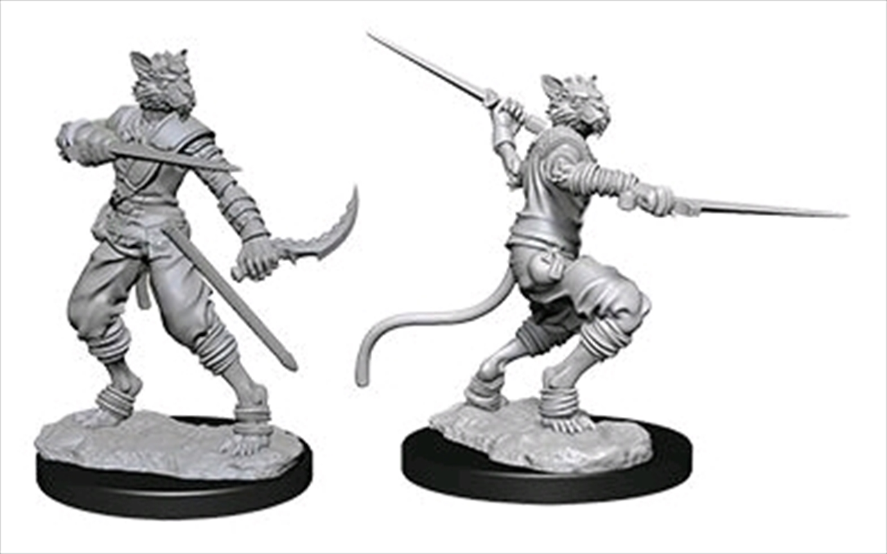 Dungeons & Dragons - Nolzur's Marvelous Unpainted Minis: Male Tabaxi Rogue | Games