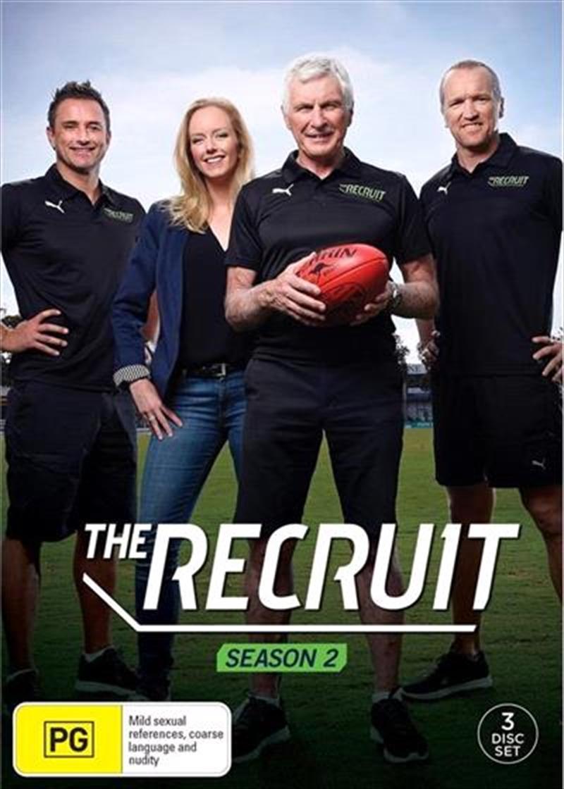 Recruit - Season 2, The | DVD