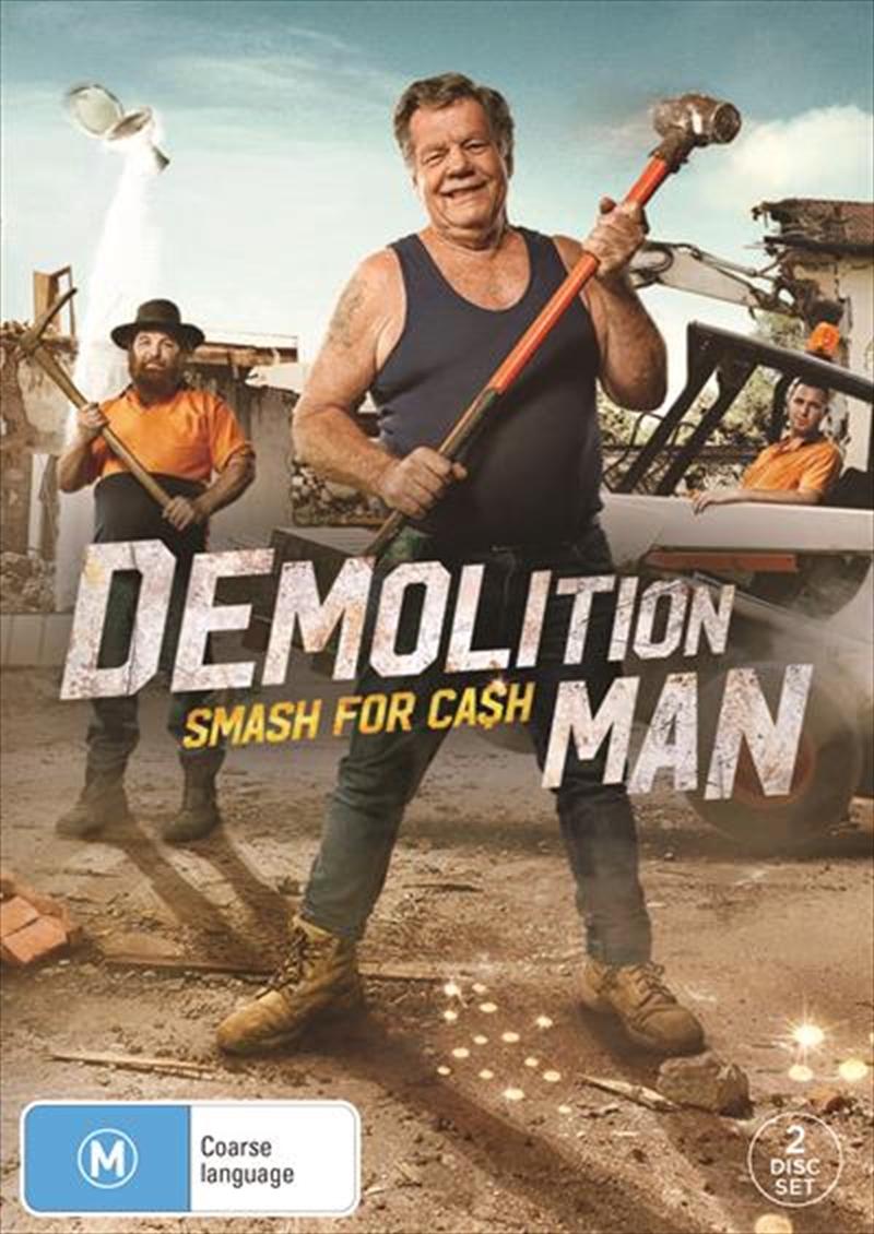 Demolition Man - Season 1 | DVD