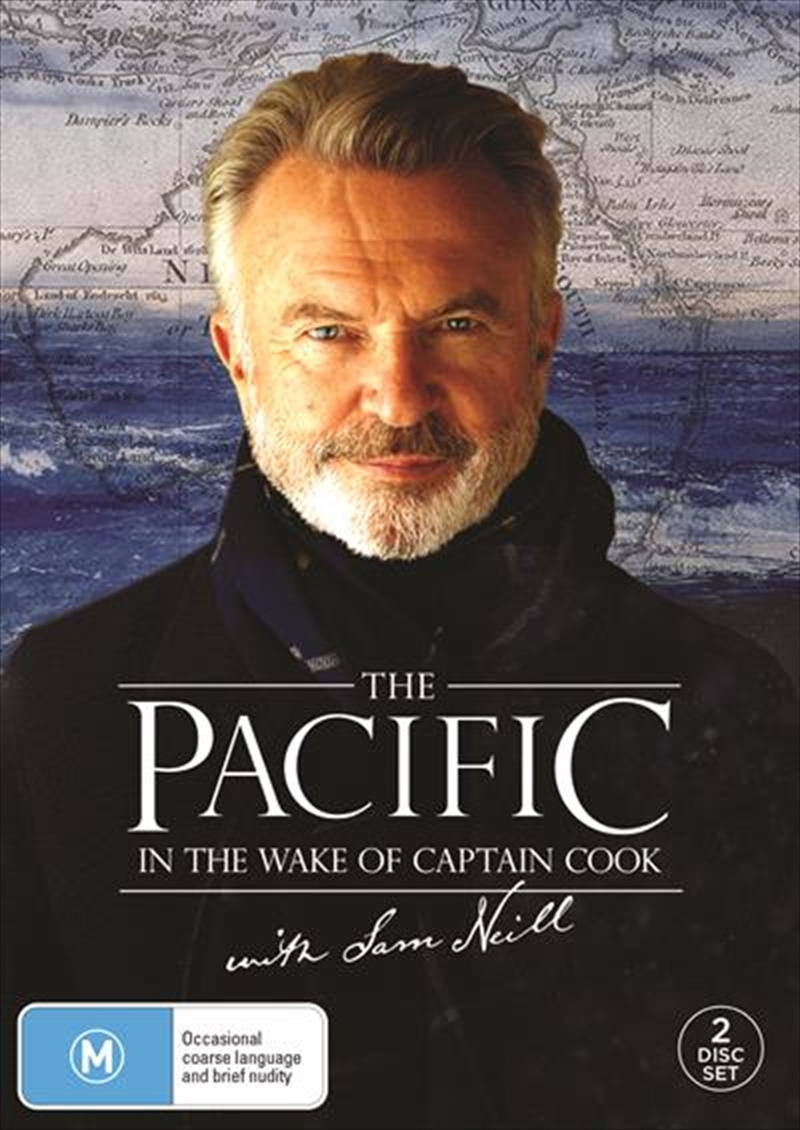 Pacific - In The Wake Of Captain Cook With Sam Neill - Season 1, The | DVD