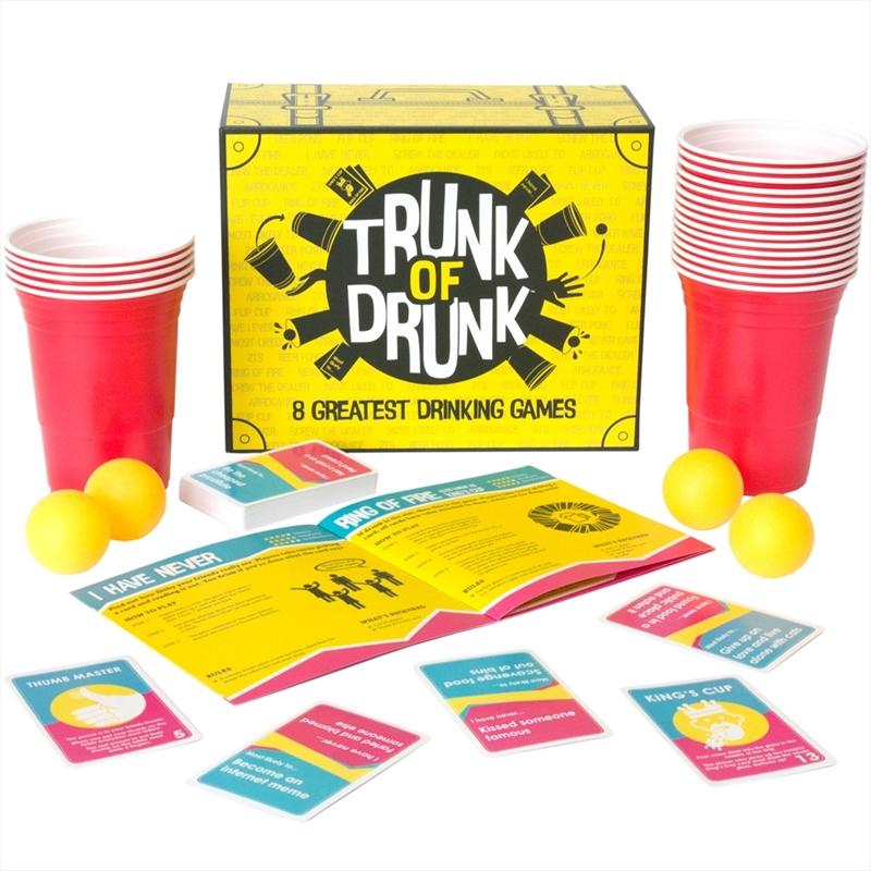 Trunk Of Drunk | Merchandise