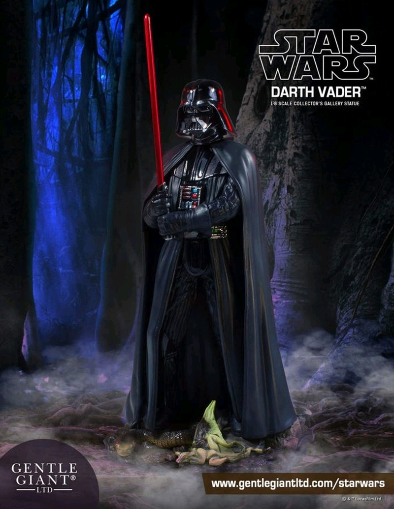 Star Wars - Darth Vader Collector's Gallery 1:8 Scale Statue | Merchandise