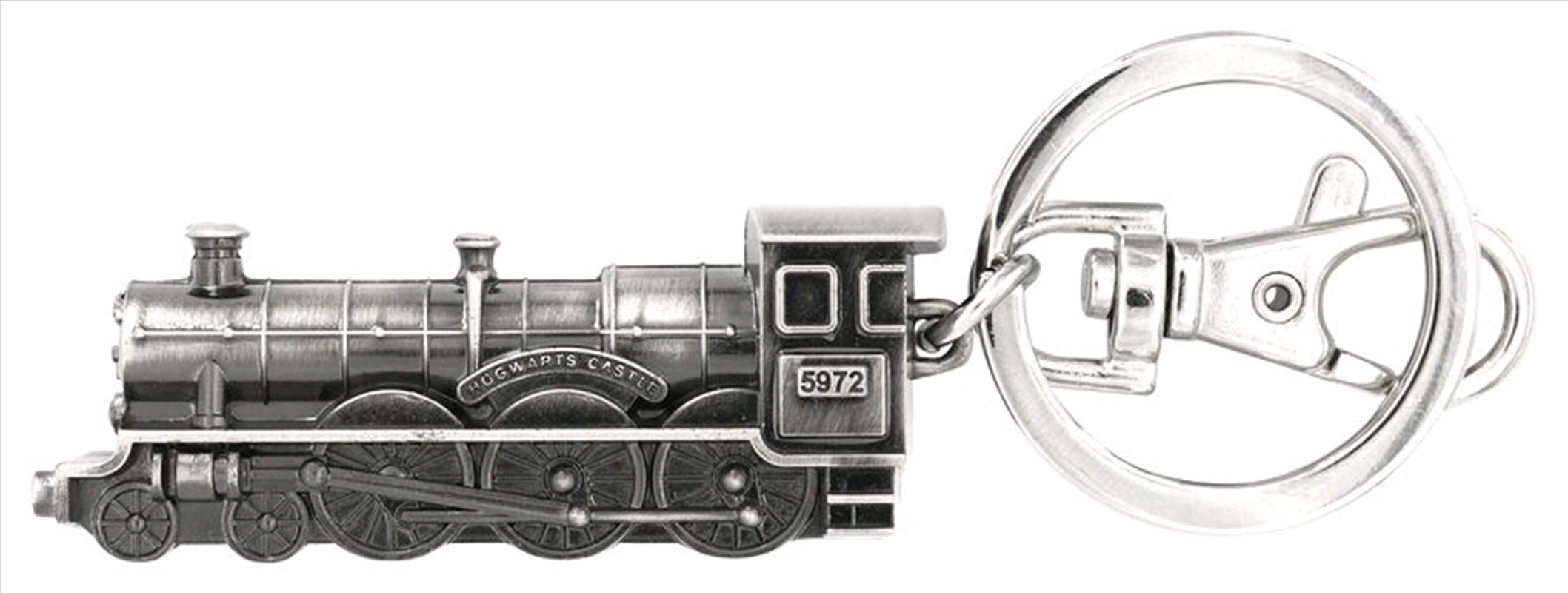 Harry Potter - Hogwarts Express Pewter Keychain   Accessories
