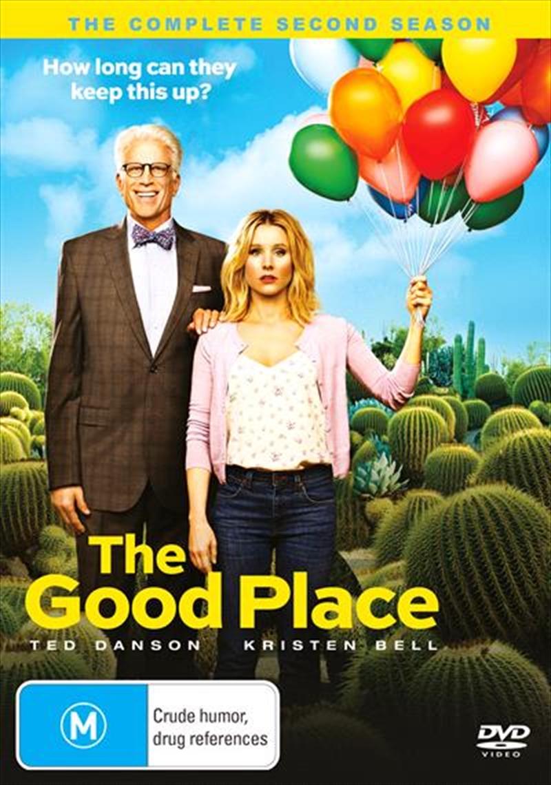 Good Place - Season 2, The   DVD