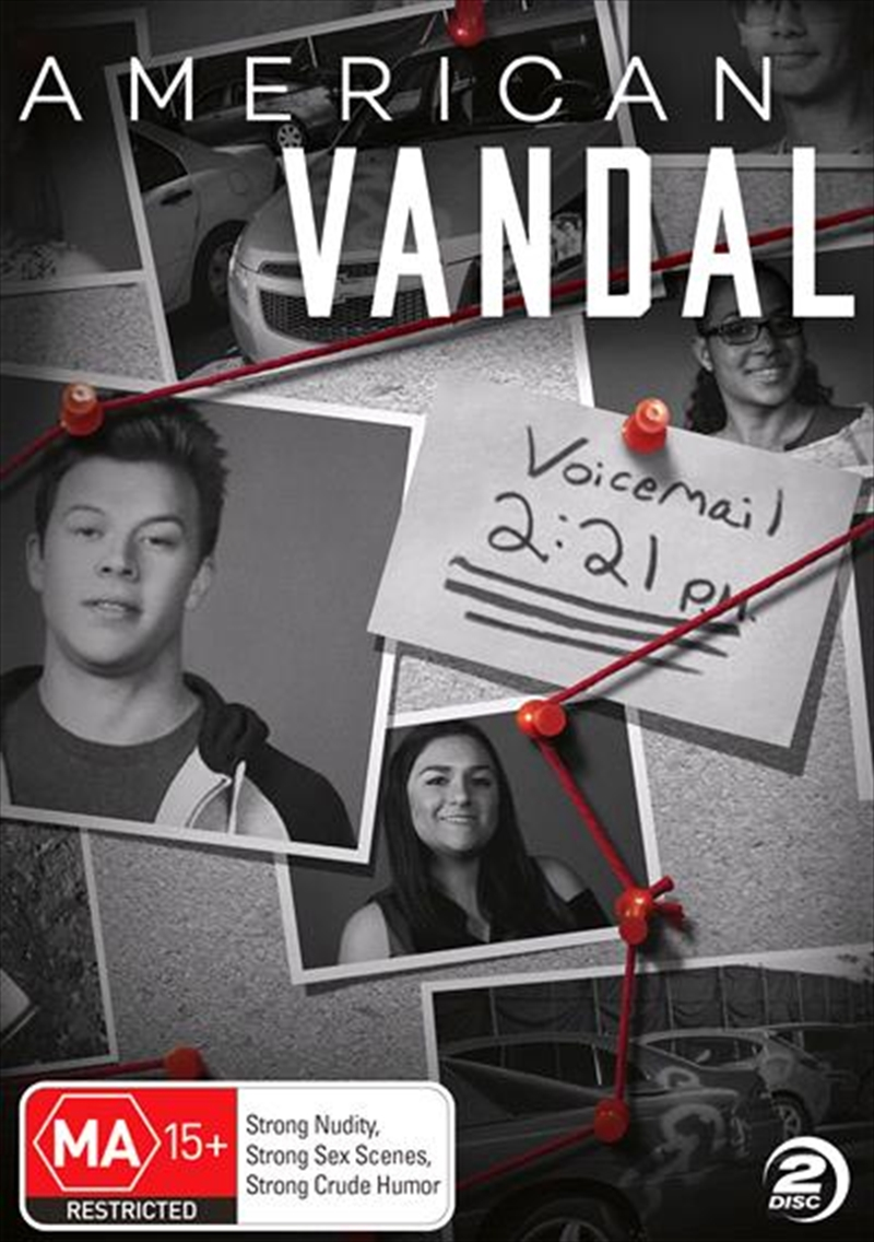 American Vandal - Season 1   DVD