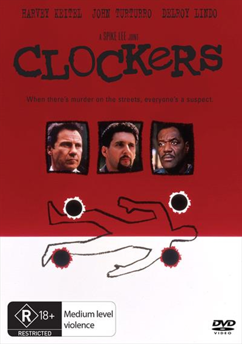Clockers | DVD