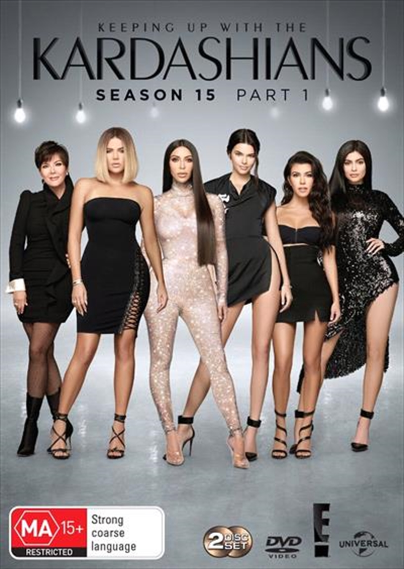 Keeping Up With The Kardashians - Season 15 - Part 1 | DVD
