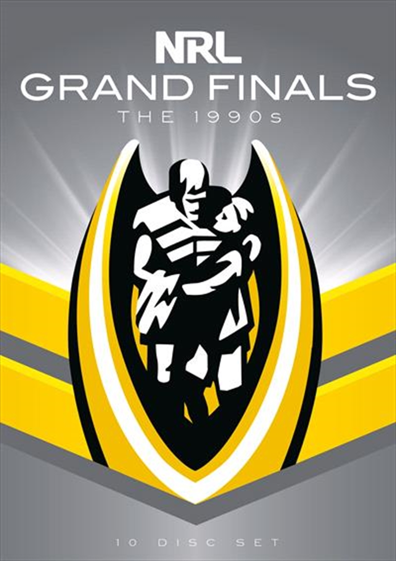 NRL - The Grand Finals Collection - The 1990s | DVD