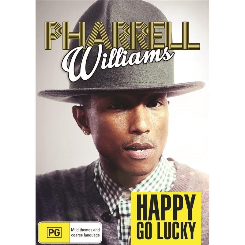 Pharrell - Happy Go Lucky | DVD