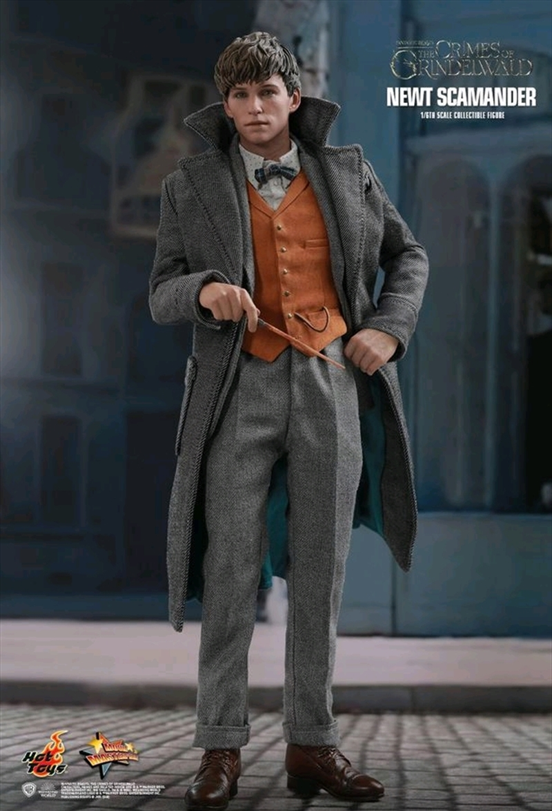 "Fantastic Beasts 2: Crimes of Grindelwald - Newt Scamander 12"" 1:6 Scale Action Figure 