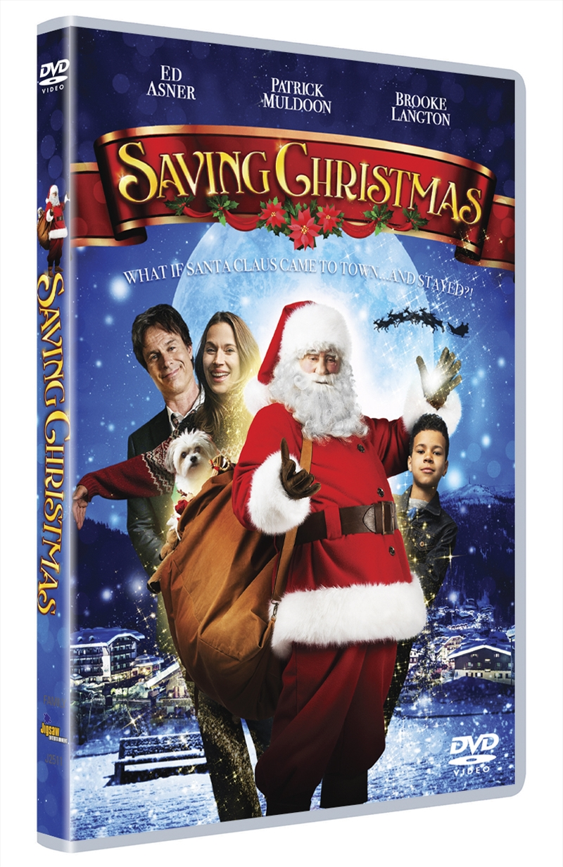Saving Christmas.Saving Christmas