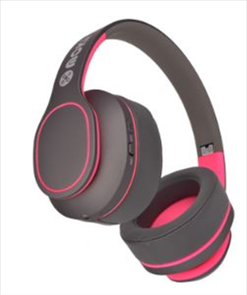 Moki Navigator Headphones - Pink | Accessories