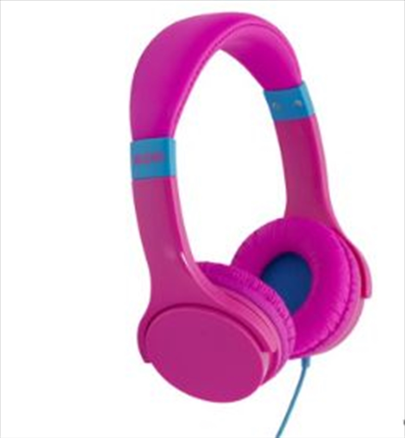 Lil' Kids Pink Headphones | Accessories