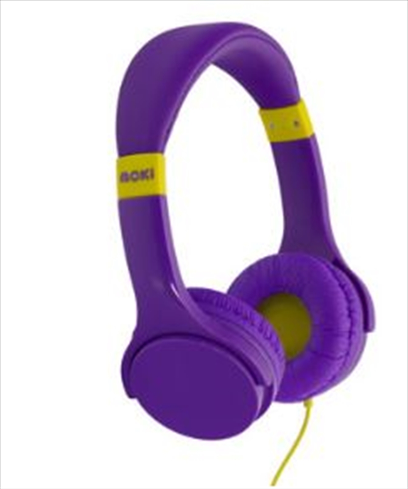 Lil' Kids Purple Headphones | Accessories