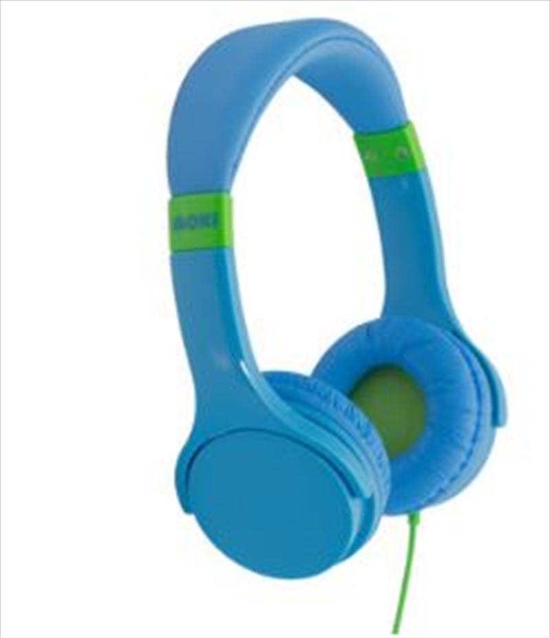 Lil' Kids Blue Headphones | Accessories