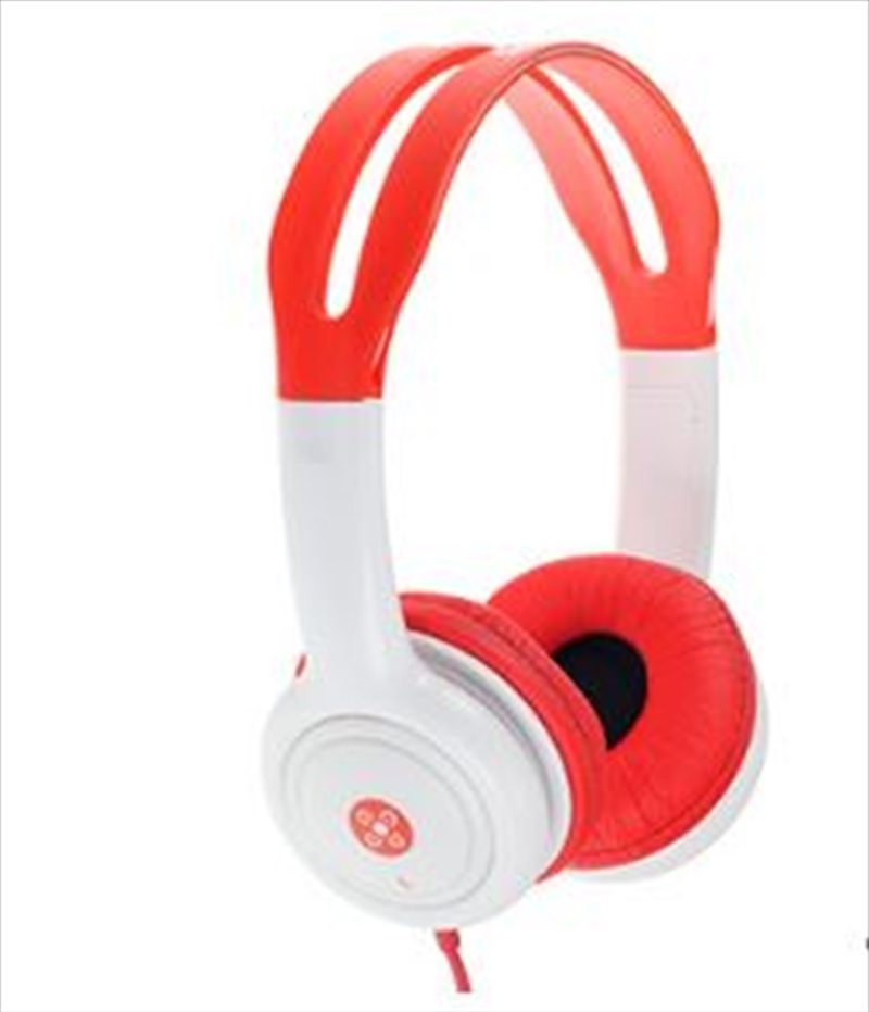 Volume Limited Kids Red Headphones | Accessories