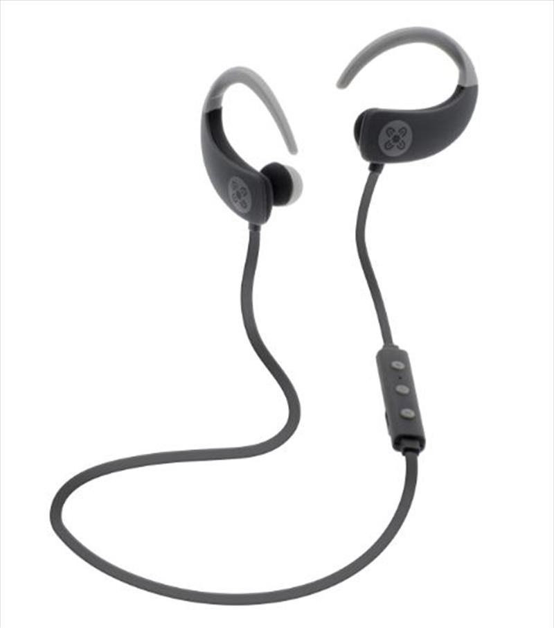 Octane Bluetooth Earphones - Grey | Accessories