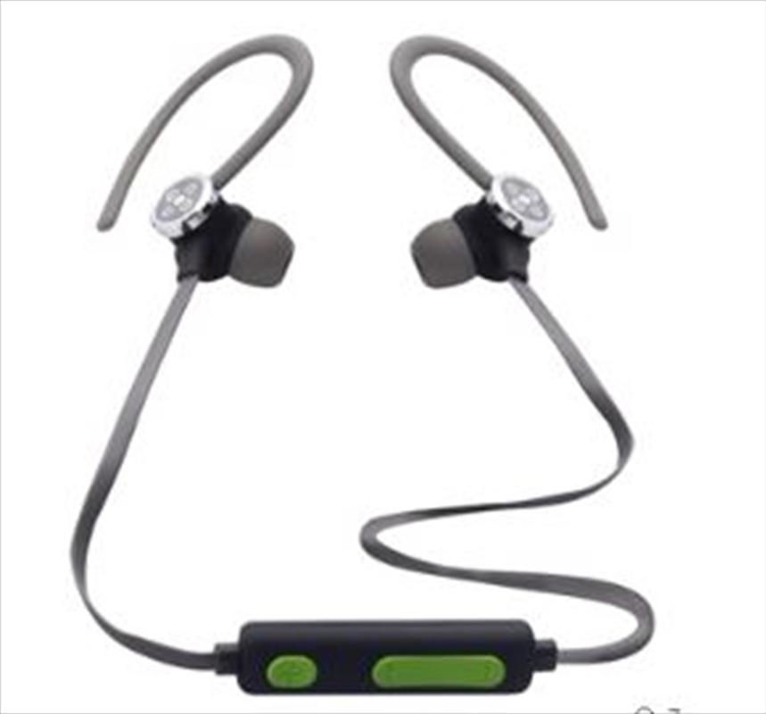 Moki EXO Active Bluetooth Sports Earphones   Accessories