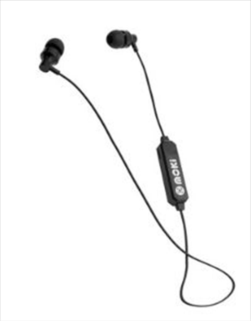 Moki EXO Buds Bluetooth Earphones   Accessories