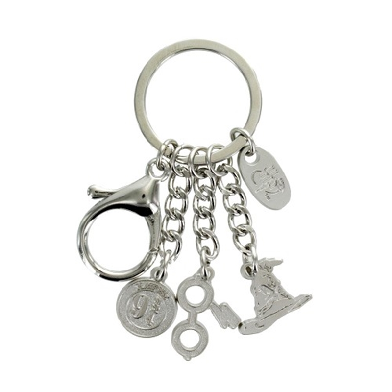 Harry Potter - Charm Key Ring | Accessories
