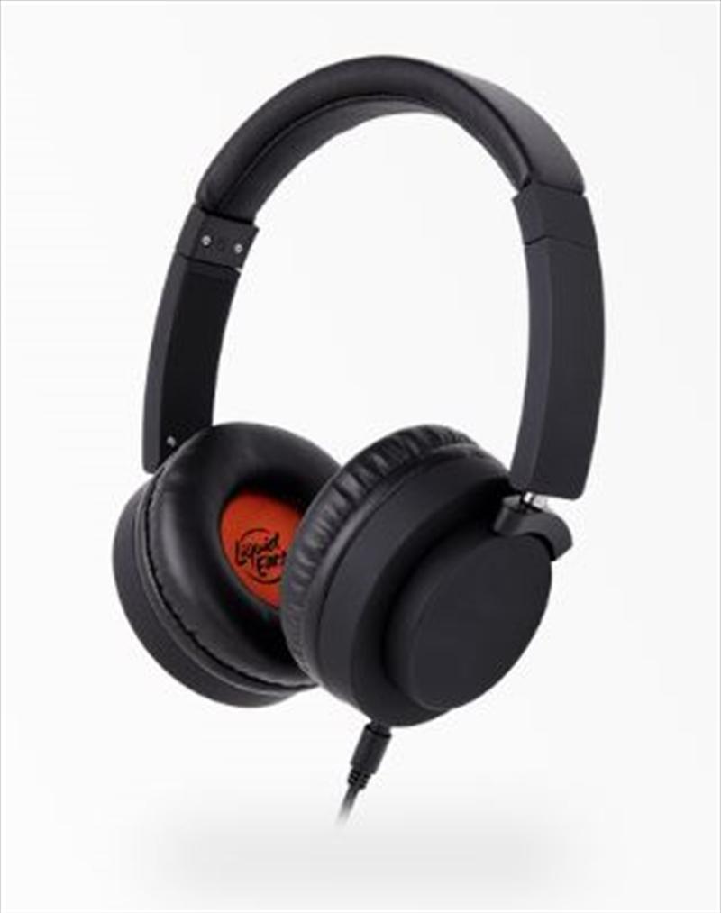 Liquid Ears - DJ Style Overhead Headphone | Accessories