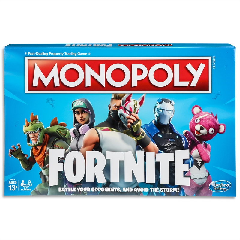 Fortnite Monopoly | Merchandise