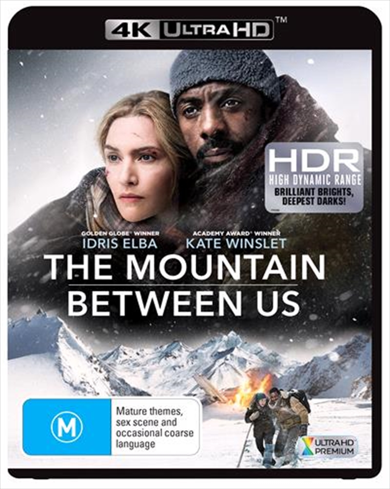 Mountain Between Us, The | UHD