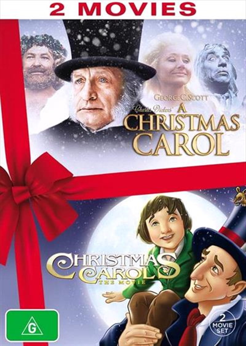 A Christmas Carol / Christmas Carol - The Movie | DVD