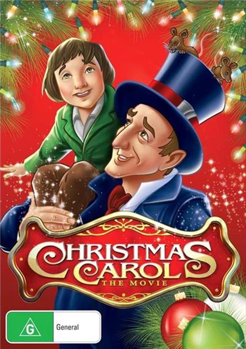 Christmas Carol - The Movie | DVD