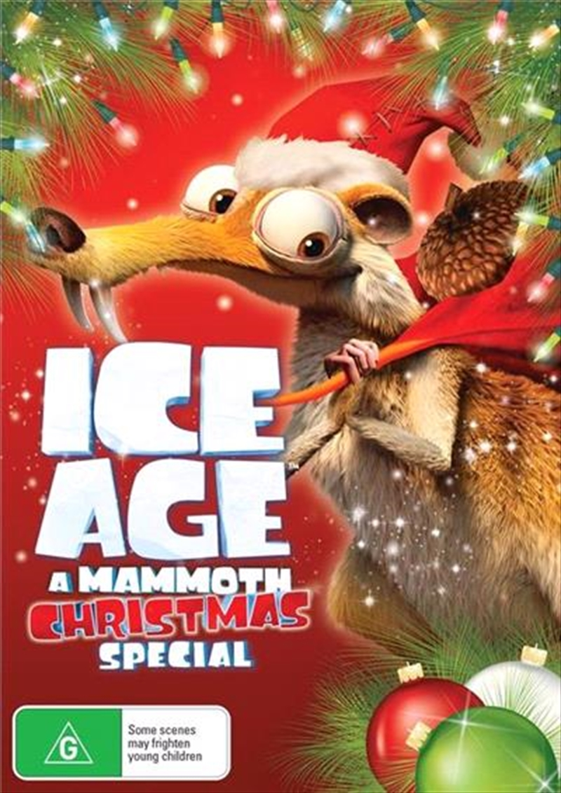 Ice Age - A Mammoth Christmas Special | DVD