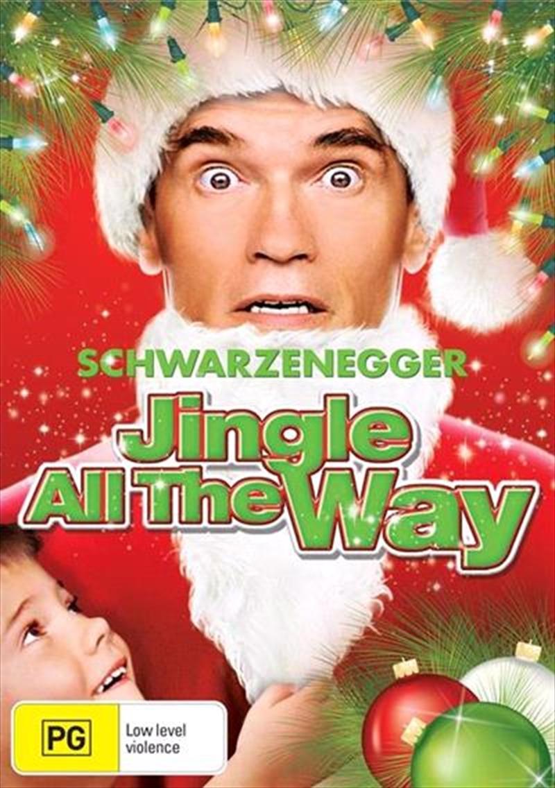 Jingle All The Way | DVD