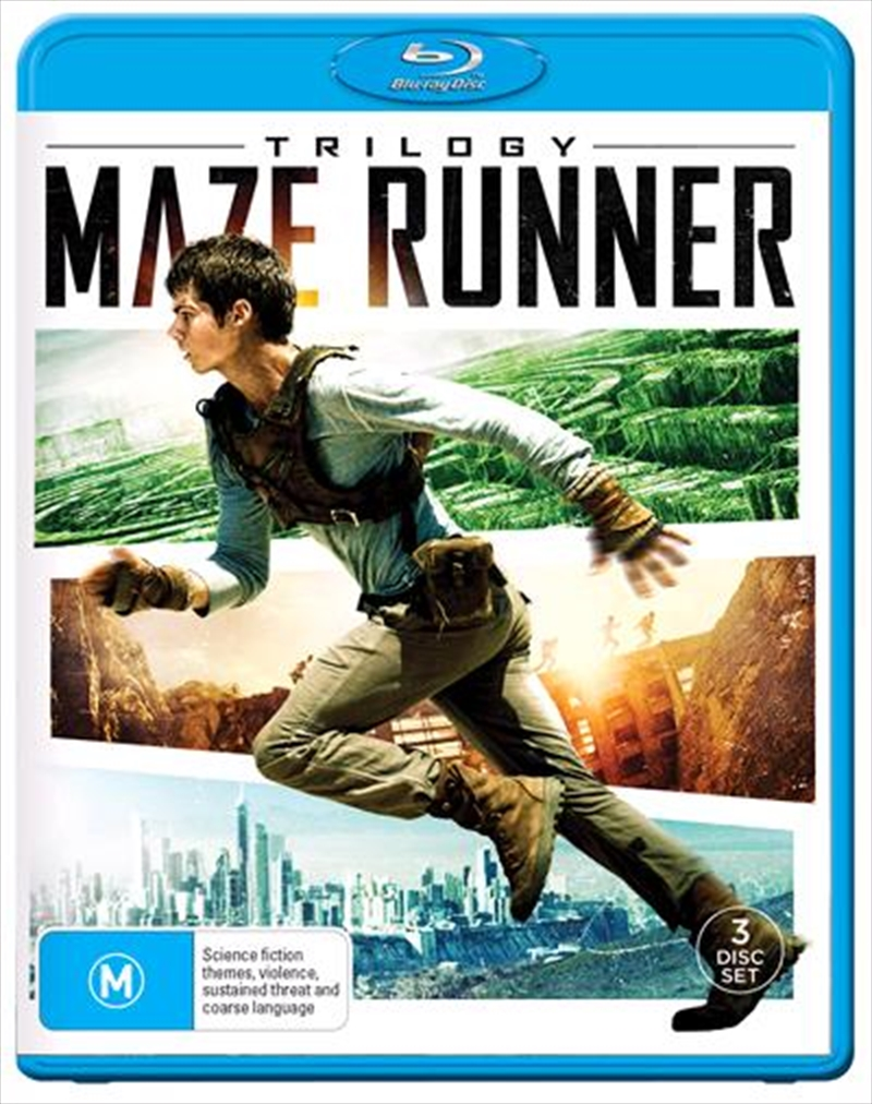 Maze Runner - Trilogy | Blu-ray