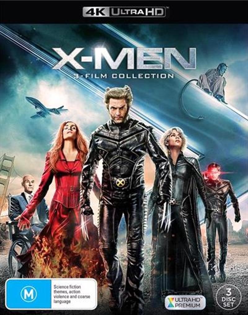X-Men - Trilogy | UHD
