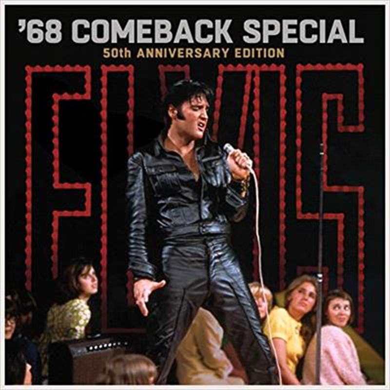 Elvis - '68 Comeback Special - 50th Anniversary Edition | CD/BLURAY