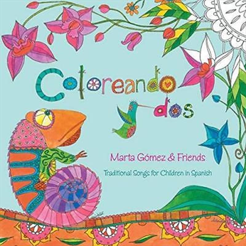 Coloreando Dos | CD