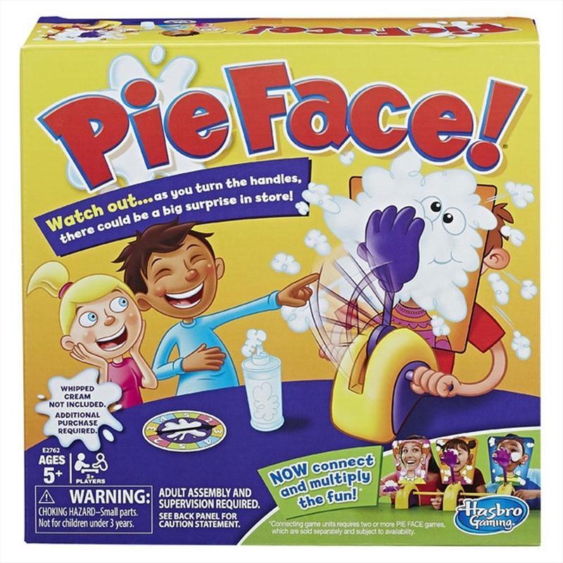 Pie Face Chain Reaction   Merchandise