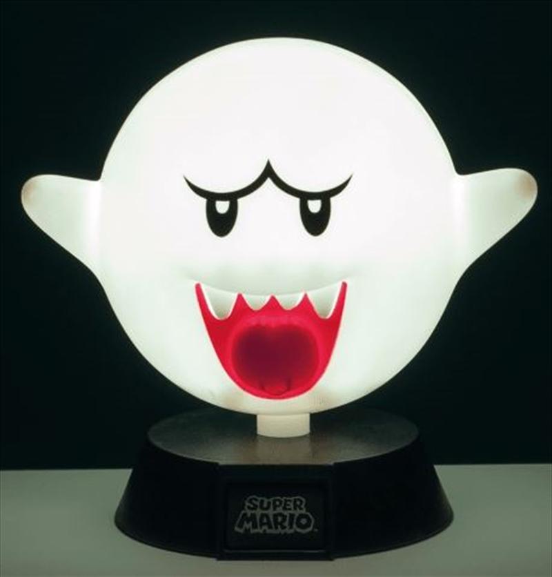 Super Mario - Boo 3D Light   Accessories