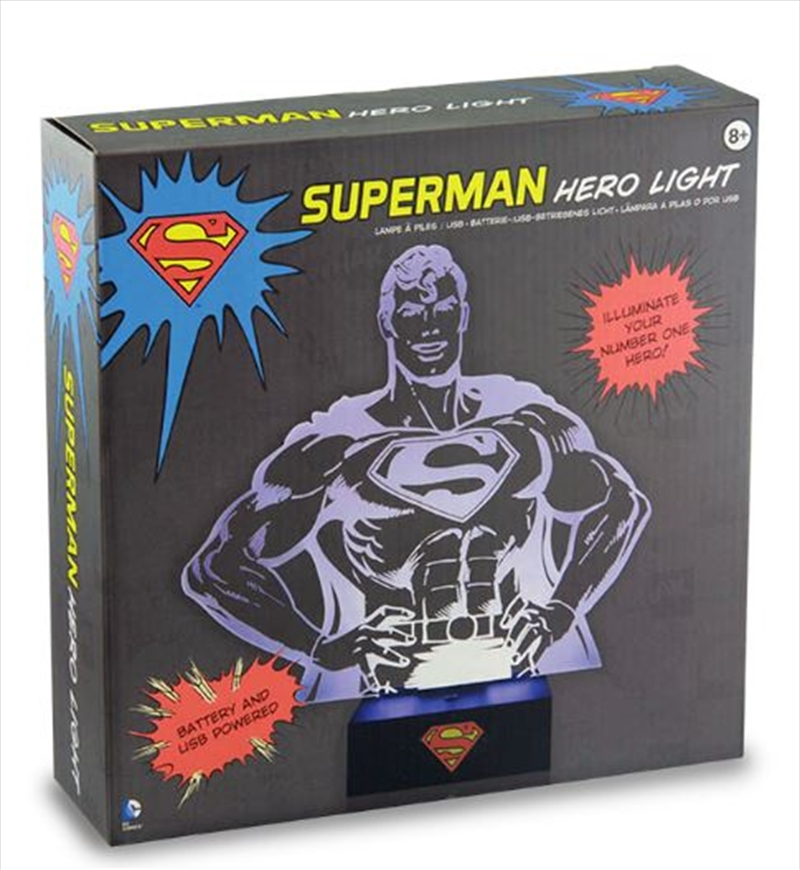 Superman - Hero Light | Accessories