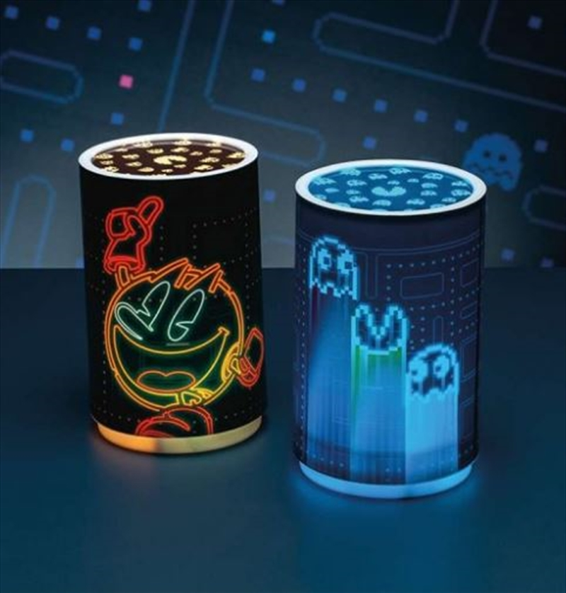 Pac Man - Colour Changing Projection Light   Accessories