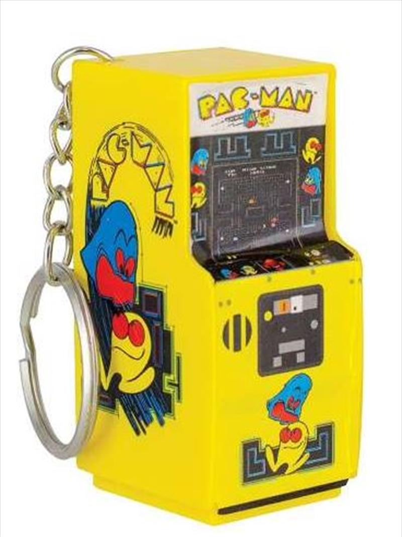 Pac Man - Arcade Keyring | Accessories